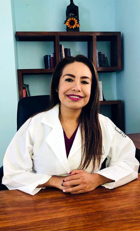 Doctora Eloisa González